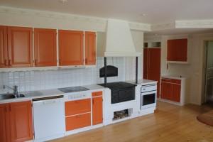 Kök nedervåning (rum 1-4)